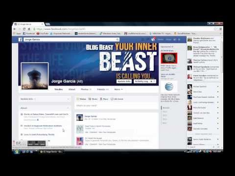 RealQuick - How to Change Your Address To Your Facebook Timeline/ FanPage