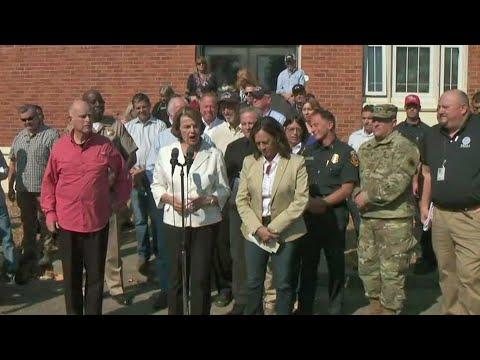 Gov. Brown, Senators Feinstein, Harris Brief Media on Wildfire Response