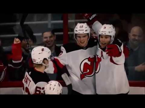 Nico Hischier Highlights #13 - Swiss Magician [HD]