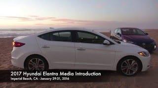 2017 Hyundai Elantra Media Introduction - Imperial Beach, CA