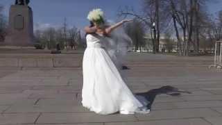 Самая красивая свадьба в Москве (Президент-отель, зал Ассамблея). Романтическая весенняя свадьба.