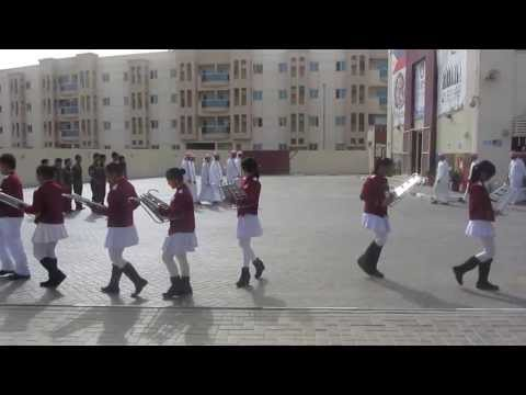 UIPS KHDA Performance 2013