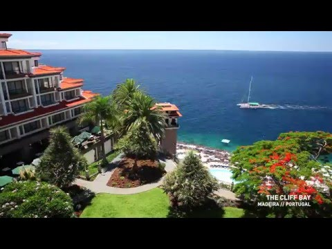 hotel THE CLIFF BAY - Madeira // Portugal