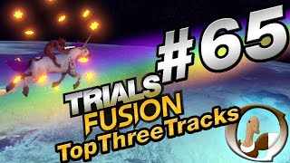 RAINBOW DASHING - Trials Fusion Top Three Tracks 65