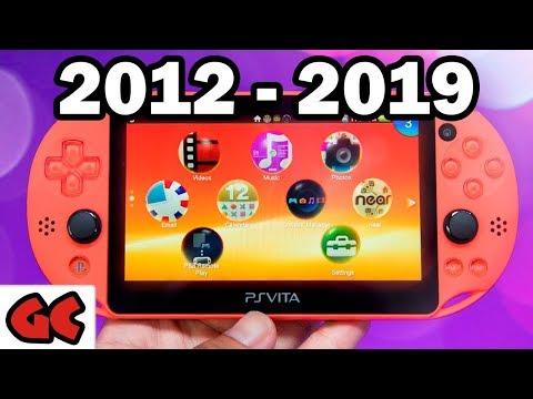 Ciao, PLAYSTATION VITA (2012 - 2019)