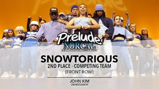 (2ND PLACE) Snowtorious [FRONT ROW] || Prelude Norcal 2019 || #PreludeNorcal 2019