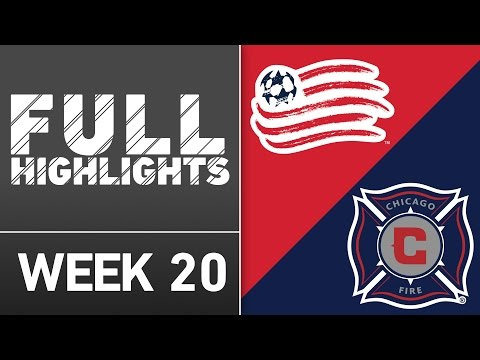 HIGHLIGHTS | New England Revolution 1-0 Chicago Fire