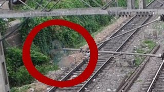 Most mysterious train line Ghost| Real Scary Ghost