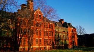 Abandoned History: Norwich State Mental Hospital