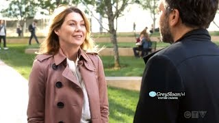 Download Video Grey's Anatomy 15x04 Meredith & Her Date John - He Says The One Wrong Thing MP3 3GP MP4