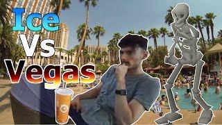 Ice Poseidon Melts in the Vegas Heat