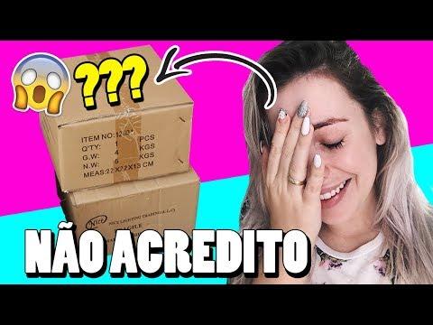 Download Youtube: UMA GRANDE NOVIDADE QUE EU ESCONDI DE VOCES | Amanda Domenico