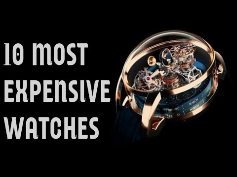 Top 10 World's Most Expensive Watches 2020