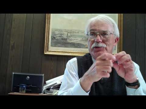 Ed Barrett, City Manager of Bangor, 9/25/09
