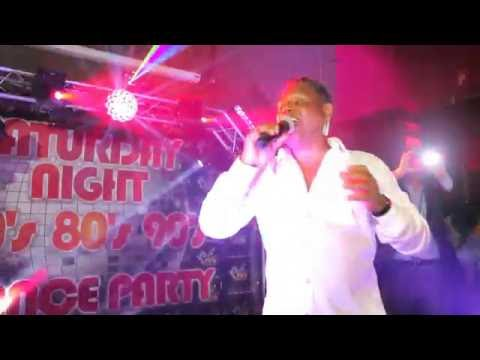 STEVIE B  Saturday 80's90's Dance Party W/ Miami Disco Fever