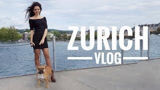 Переезд в Швейцарию| Рум Тур| Вкусняшки| Новые друзья