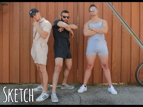 How Male Rompers Started