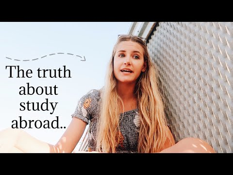 Study abroad day in my life: finals & my HONEST thoughts about study abroad