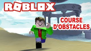 AVENTURE et COURSE d'OBSTACLES ! - BLOX ADVENTURES sur ROBLOX