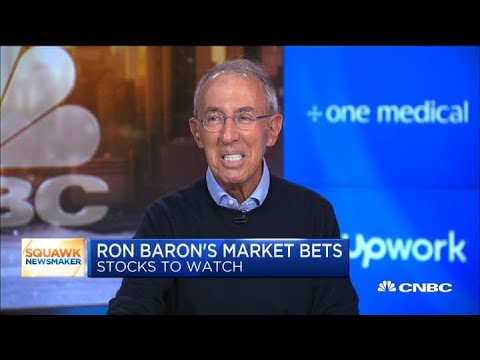 Watch CNBC's full interview with billionaire investor Ron Baron