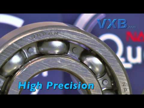 VXB Bearings supplier of Nachi Open Low Friction Bearings