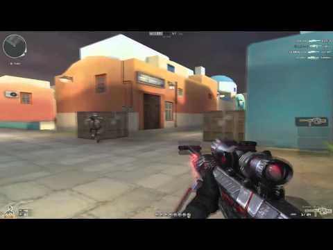 Crossfire NA/UK : Barrett-Obsidian Beast VIP