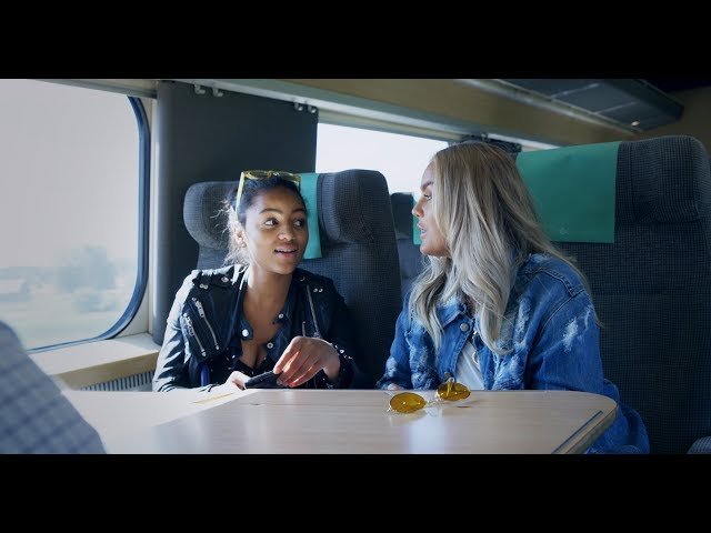 Semester på Spåret feat. Awa & Angelica Blick