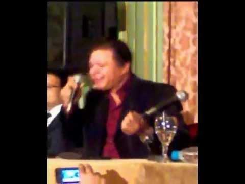 المؤتمر الصحفي للفنان ايمان البحردرويش والبوم 2011 مش ندمات