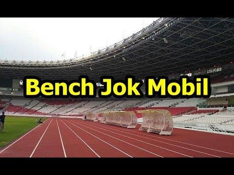 Inilah Bentuk Bench Stadion GBK Terbaik di Indonesia   Update Stadion Terbaru
