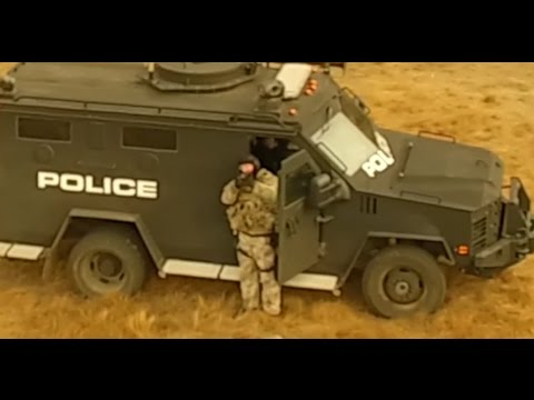 Drone Pilots EXPOSING Oil Police Violence