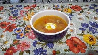 Как приготовить самый вкусный суп Щи из свежей капусты!? Рецепт приготовления супа Щи.