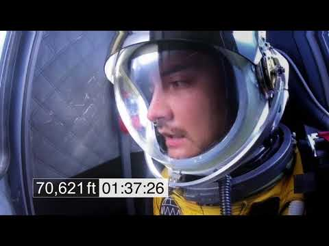 """Towkio - """"THE OVERVIEW EFFECT"""" (RAPPER DROPS ALBUM FROM SPACE)"""