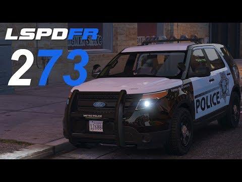 GTA 5 LSPDFR SP #273 Las Vegas Metropolitan Police Department