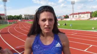 Вікторія Ткачук та Олена Колесниченко про виконання олімпійського нормативу у Луцьку