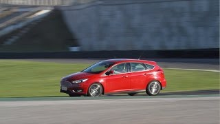 Ford Focus Titanium encara Interlagos