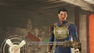Fallout 4 Sterling Archer