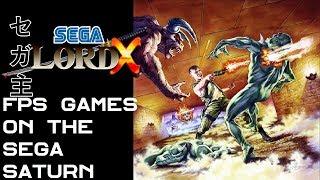 FPS Games on the Sega Saturn