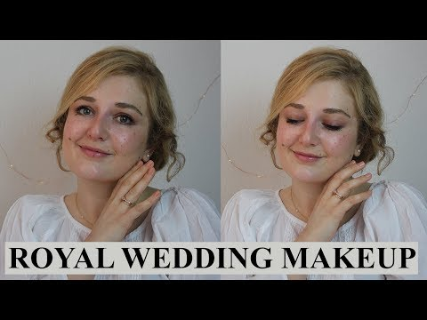 Meghan Markle Royal Wedding Makeup