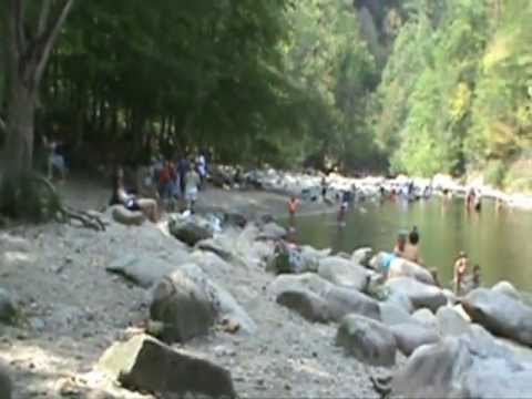 Summer Fun The Y Little River Townsend Tn 2011 Wmv Youtube