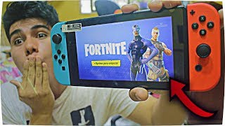 HOW TO PLAY FORTNITE FOR NINTENDO SWITCH FREE (REAL)