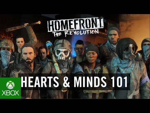 Homefront: The Revolution 'Hearts and Minds 101' (Official)