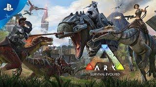 ARK: Survival Evolved - Launch Trailer | PS4