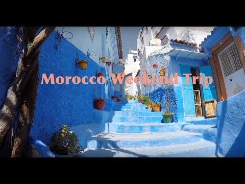 Study Abroad Weekend Trip to Morocco