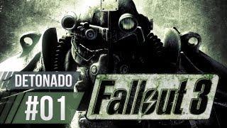 Fallout 3 Detonado - Parte #01 [Walkthrough] [BR]