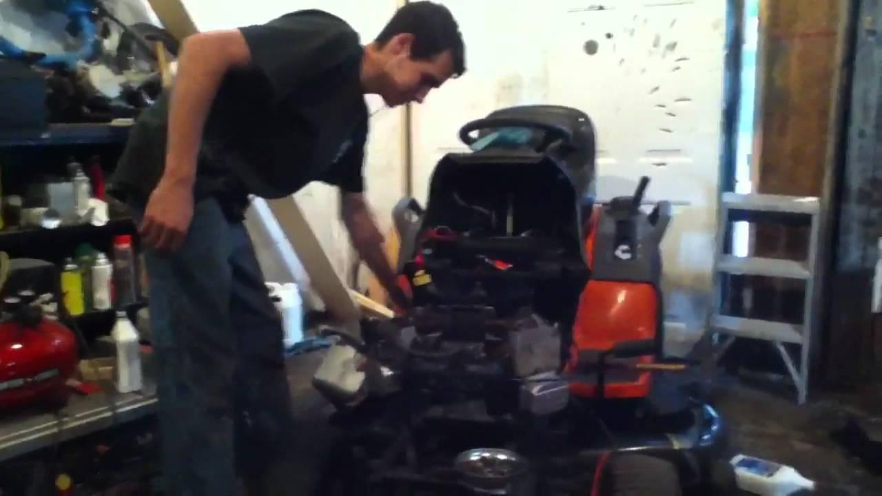 24 Hp Briggs And Stratton Twin Repair