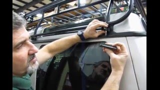 Install Baja Roof Rack On Your Discovery Series II video screen shot