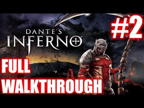 Dante's Inferno walkthrough part #2 - NUDITY IN CHURCH | PS3 gameplay | Full HD