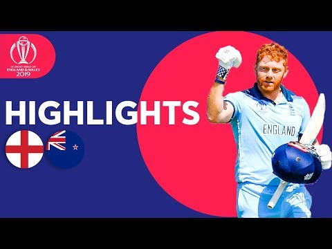 ICC Cricket World Cup 2019: England v New Zealand: Match 41
