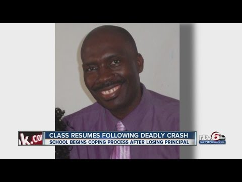 Class resumes at Indianapolis Junior Academy following deadly crash