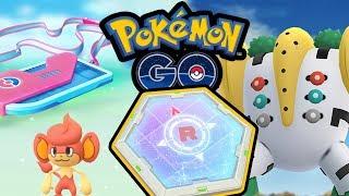 1$ bei Regigigas sparen, PokéStop-Bewertung für mehr Spieler | Pokémon GO Deutsch #1178
